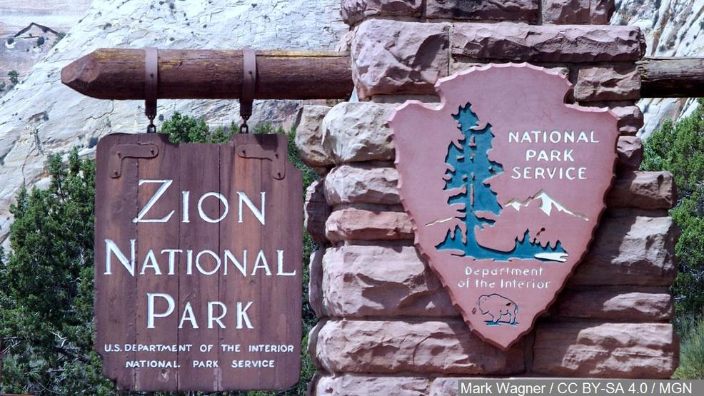 Missing hiker reported in Zion National Park