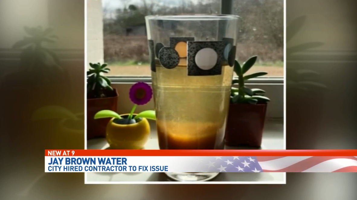 Jay residents call for long-term solution for persistent dirty water issue