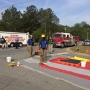 First responders prepare for future HAZMAT emergencies