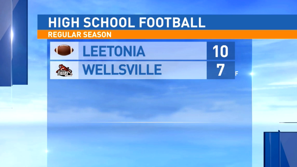 10.19.18 Highlights - Leetonia vs Wellsville