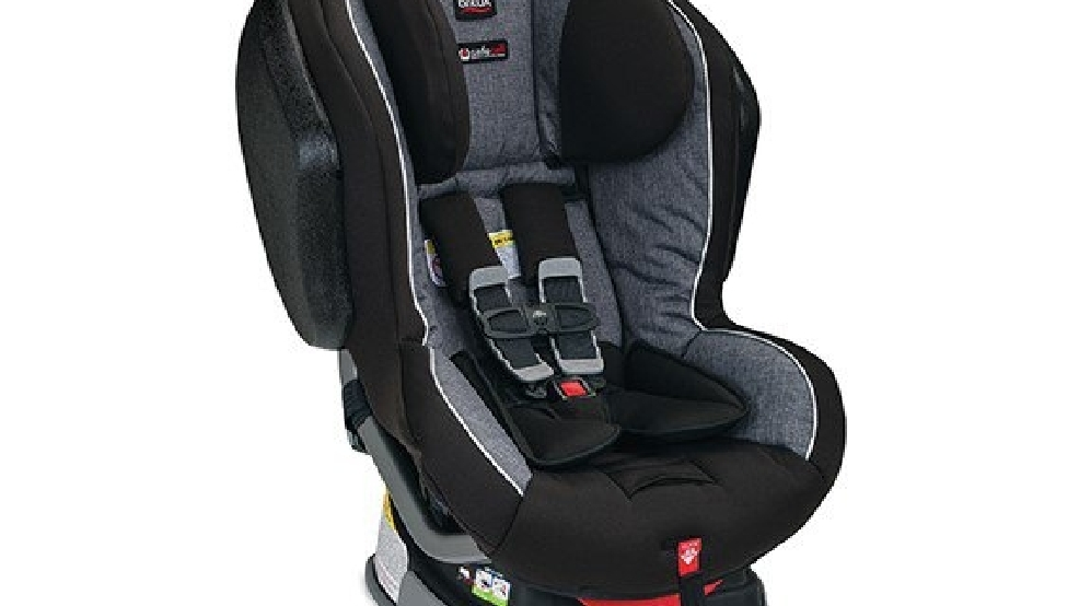 Britax Advocate Among The Thousands Of Car Seats Being Recalled