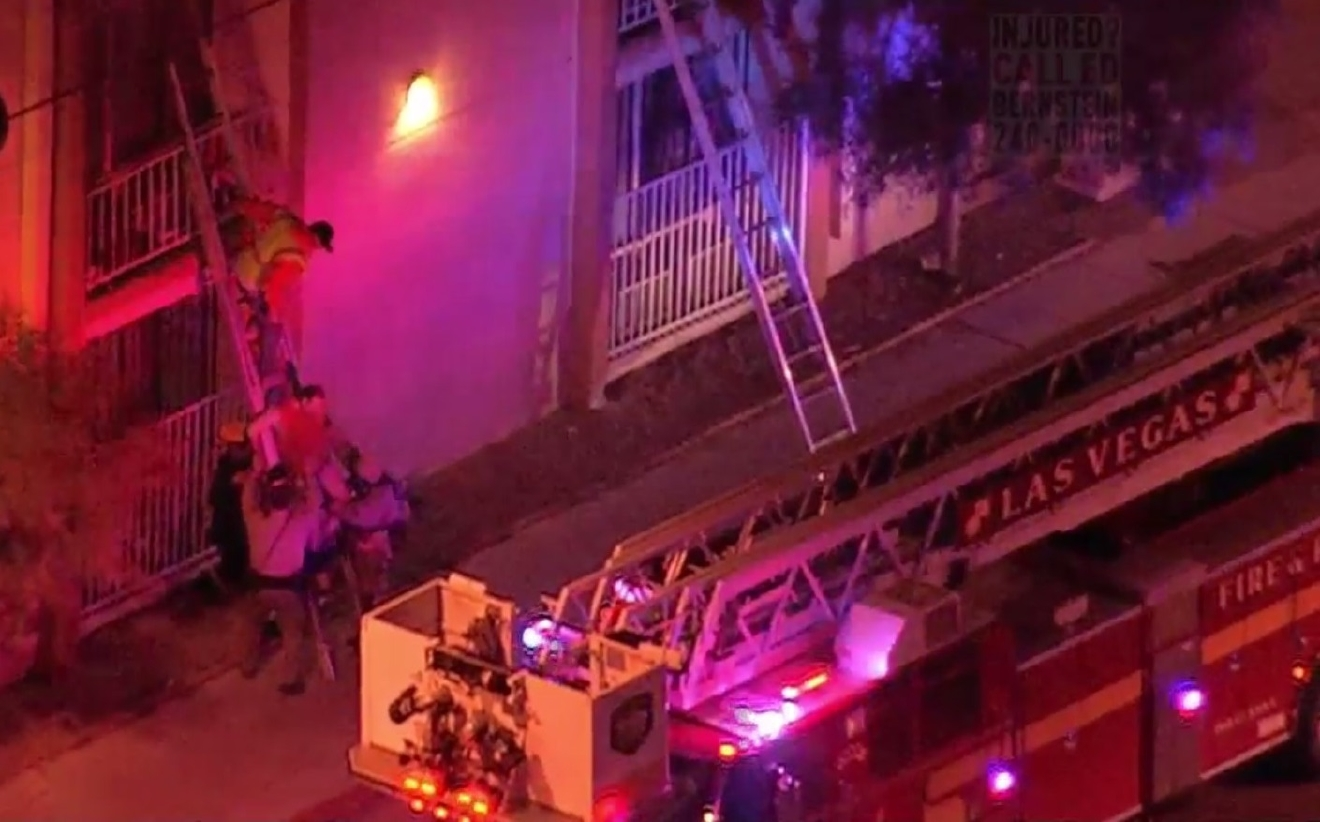 downtown apartment fire causedresidents cleaning jewelry with