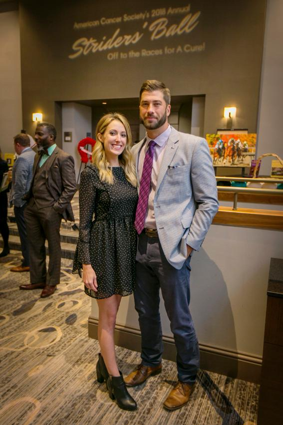 Stacy Crispin and James Consorti{ }/ Image: Mike Bresnen Photography // Published: 10.14.18