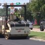 $3 million Dowlen Road resurfacing project underway