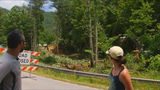 Progress being made in effort to clean slide from Highway 9