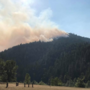 Miller Complex's merging fires help firefighters contain them