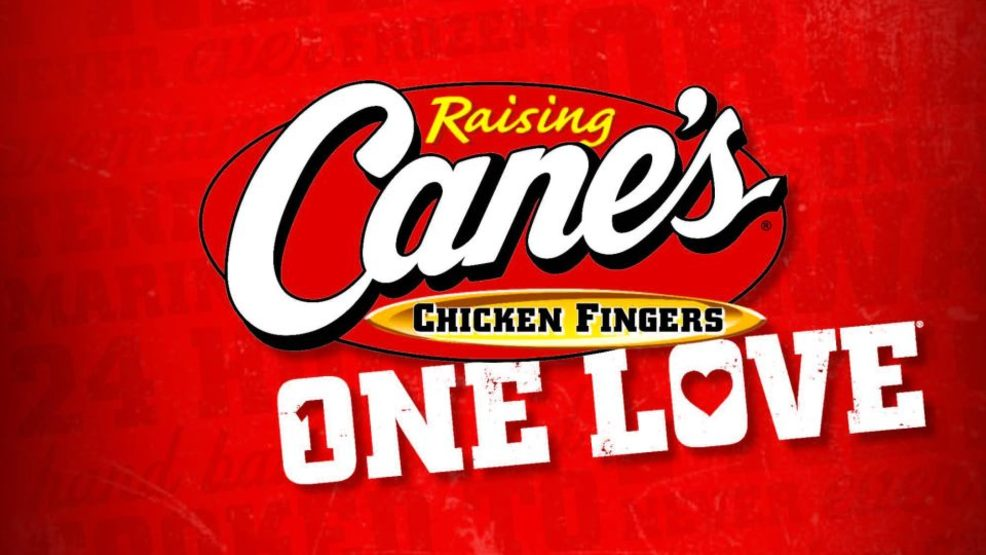 raising cane s to open at the fountains at farah in november kdbc