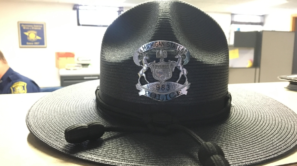 Michigan State Police to wear throwback hats for 100th anniversary ... ad2deabacf6