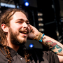 Post Malone performs Dive Bar Tour show in Nashville on Wednesday