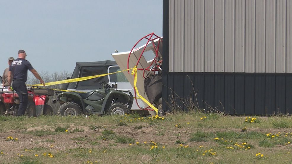 Man Dies After Crashing Powered Parachute In Elkhart