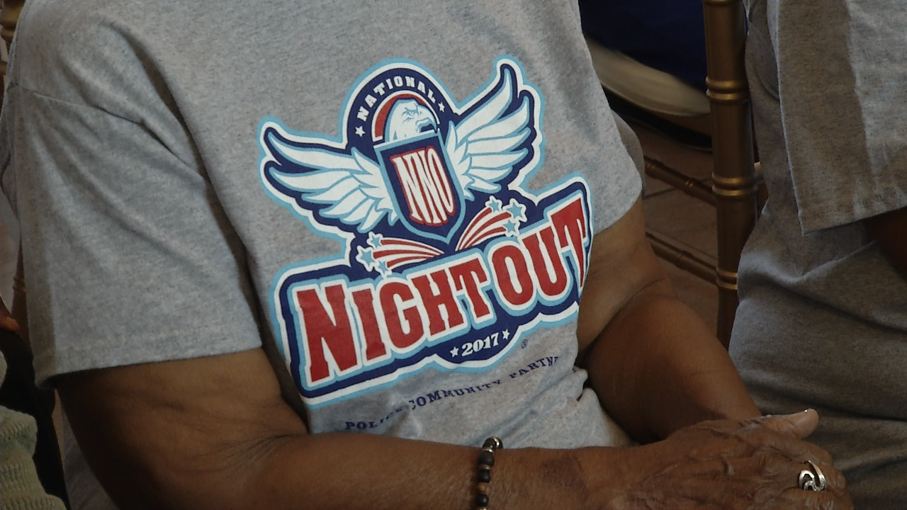 National Night Out kicks off / Perry Smith (WGXA)