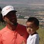EXCLUSIVE: Tony Finau balances success on the golf course and at home