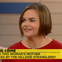 Local professor talks about mother's murder on Dr. Oz