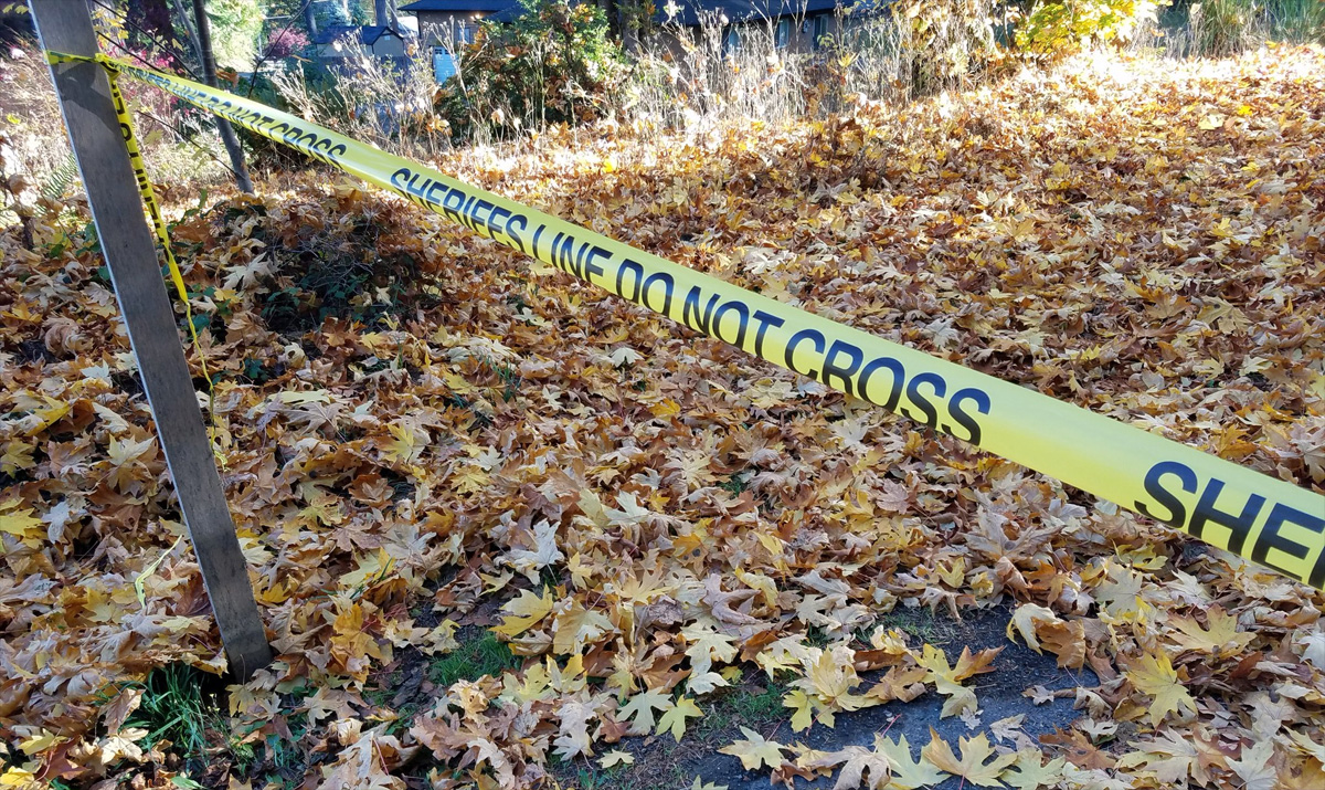 "Kitsap County Sheriff's detectives say a 9-year-old boy died from ""obvious homicidal violence"" at a home in a rural area near the Hood Canal town of Seabeck, Tuesday, Oct. 31, 2017. (Photo: Kitsap County Sheriff's Office)<p></p>"