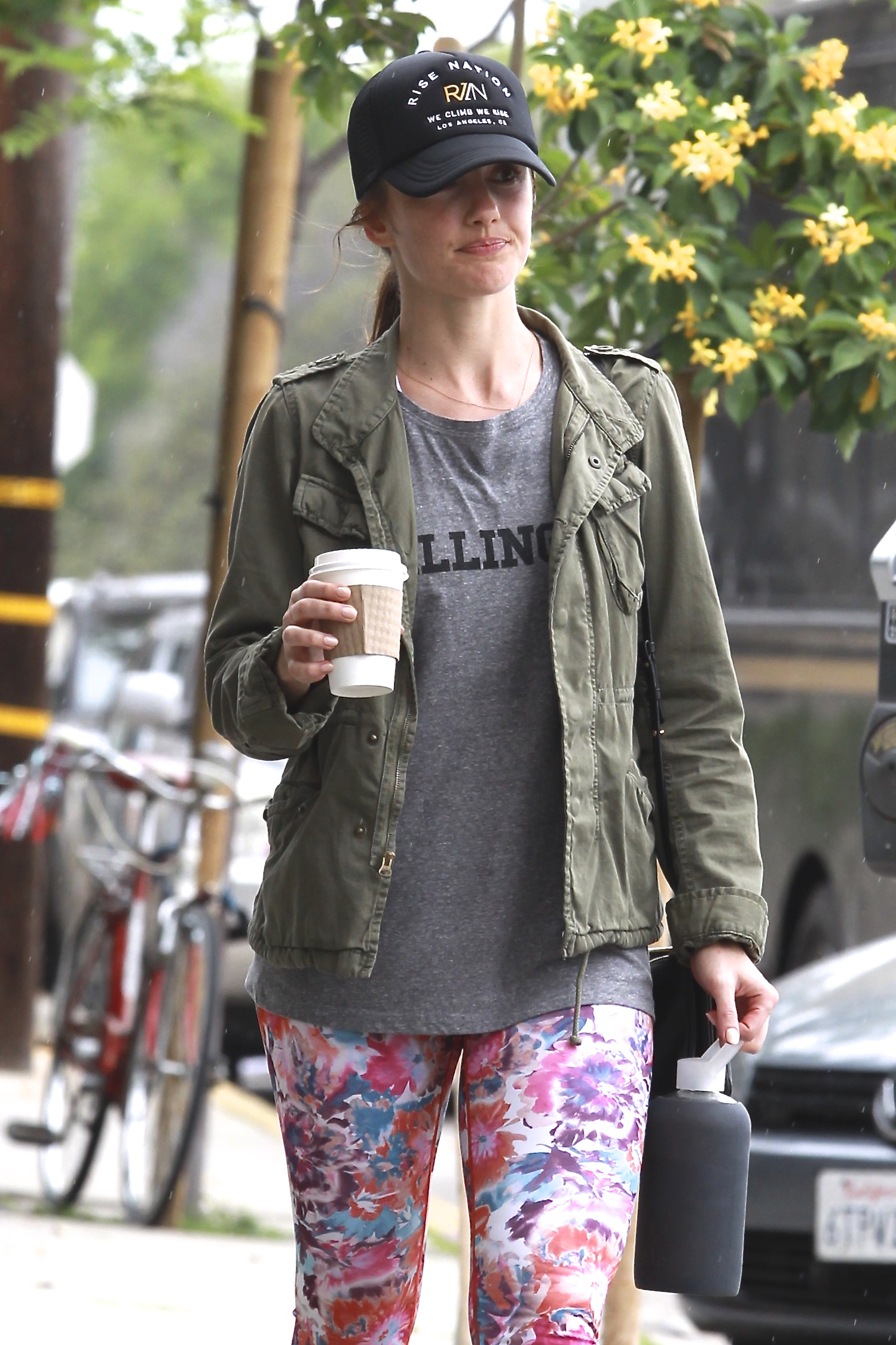 Minka Kelly spotted leaving the gym in West Hollywood                                    Featuring: Minka Kelly                  Where: Los Angeles, California, United States                  When: 07 Apr 2016                  Credit: WENN.com