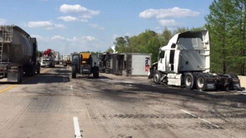 Fatal wreck on Interstate 440 | KATV