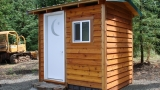 Learn how to build a log cabin at Roseburg seminar