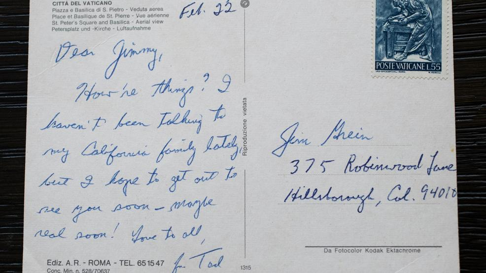 Ex-cardinal's letters to victims show signs of grooming | WOAI