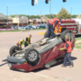 Two injured in rollover on Hamilton Blvd