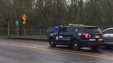 Police in Eugene work to identify body found in creek