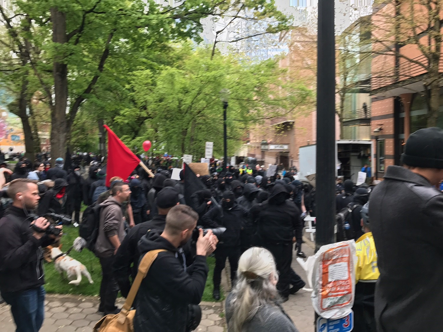 May Day rally in Portland (Photo by KATU's Tristan Fortsch) 13.jpg