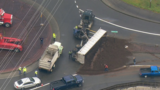 What a waste! Manure truck spills its load in Washington state