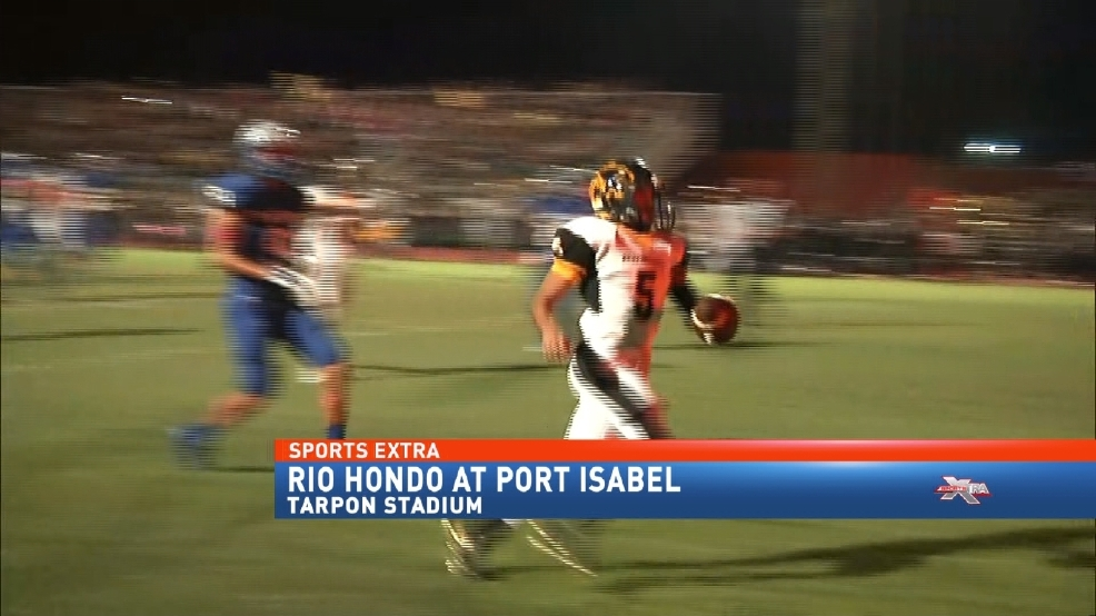 Rio Hondo Deals Port Isabel First Loss Of Season