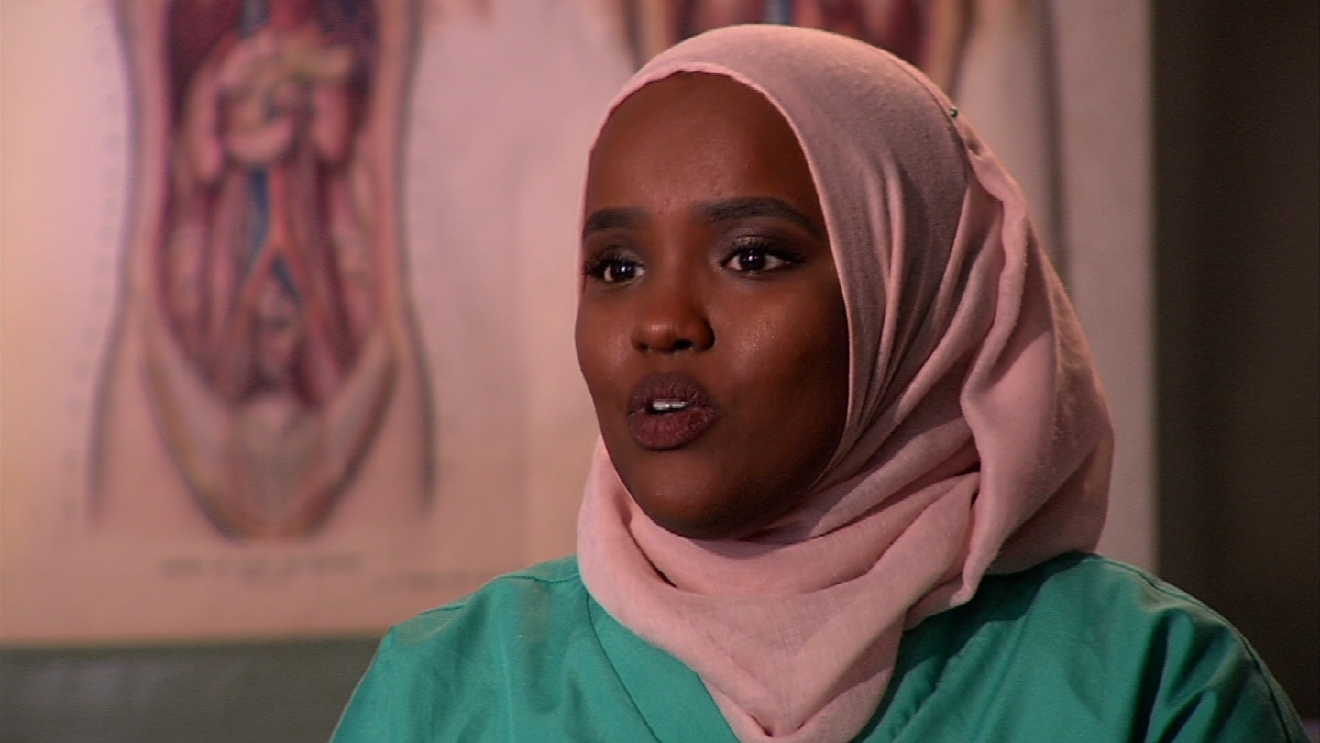 Inside the Story: Twin daughters of Somalian refugees on the road to becoming doctors (Photo: KUTV)