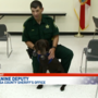K-9 deputy first of its kind at Santa Rosa County Jail