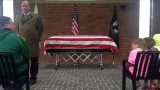 Dozens attend funeral of Roseburg veteran they never met