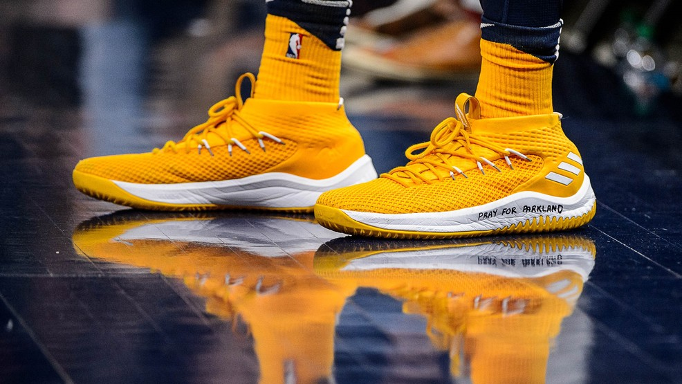Donovan Mitchell shoes via Trent Nelson Salt Lake Tribune.jpg