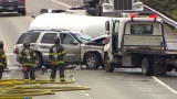 I-5 reopens after tanker crash snarls traffic in Seattle