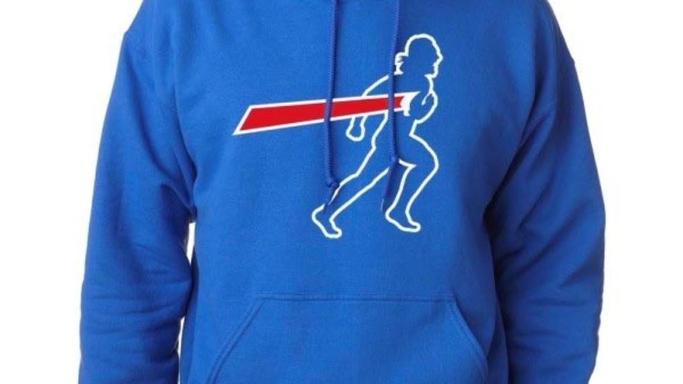 Buffalo shop selling streaker shirts for charity wham for Sell t shirts for charity