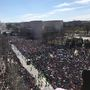 Hundreds of thousands march for gun control in the US