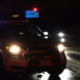 Pedestrian accident on I-69 in Flint Township