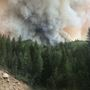 Trail Mountain Fire 67 percent contained, Red Flag Warning issued
