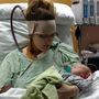 Mom delivers healthy baby and discovers she needs a heart transplant