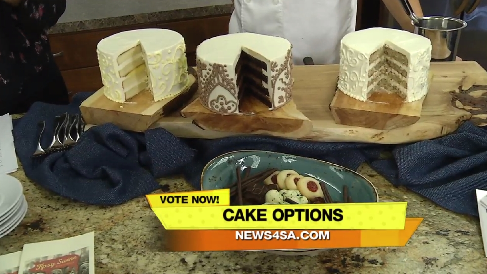 Let Them Eat Cake: VOTE for the best wedding cake