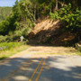 Long detours ahead after massive landslide in Henderson County