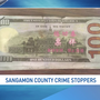 Crime Stoppers warns online sellers about fake money