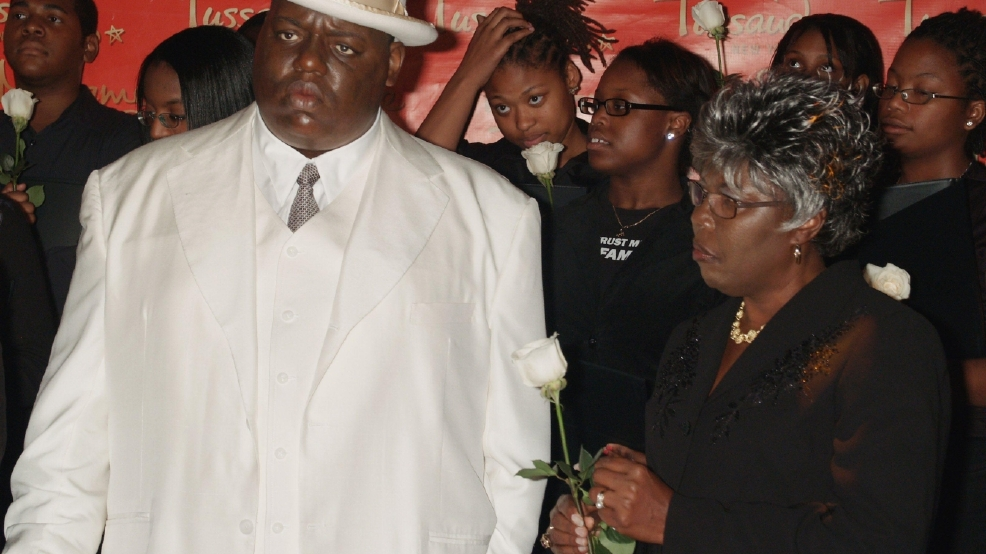 Notorious B.I.G.'s Mother: 'I have an idea who killed my son'