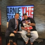 "Arnie States hosts ""The Truth"""