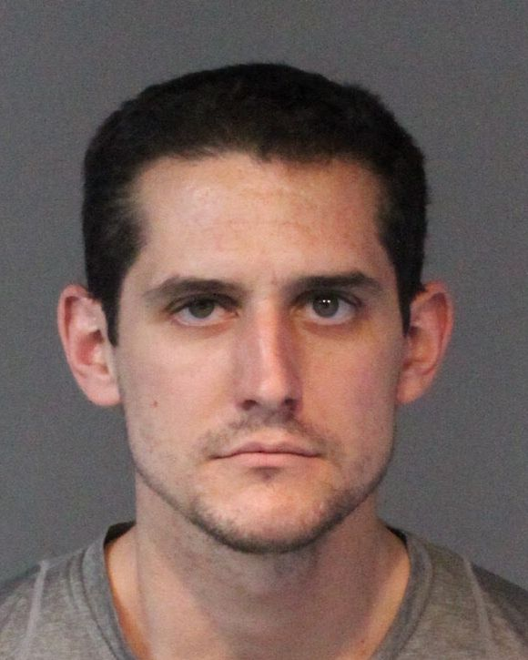 Tyler Olivero (Photo courtesy Sparks Police Department)
