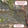 Section of Boise Greenbelt near Warm Springs to be closed for eight months