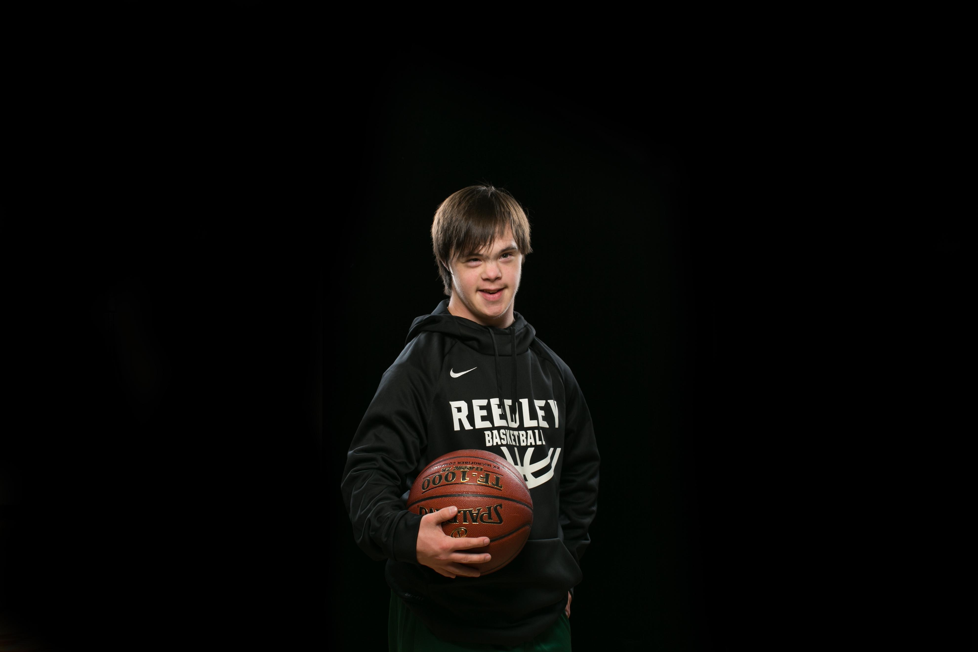 Jack Welsh has been a devoted member of the boys basketball team for three years. Thursday night, in the team's last home game, Jack received his first opportunity to play.<p></p>