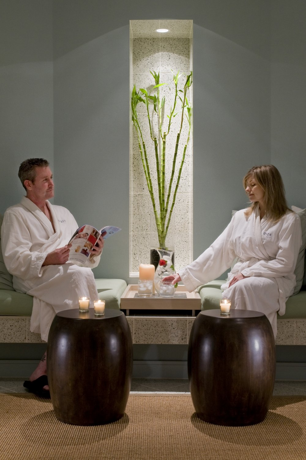 Lorien Spa (photo credit Lorien Hotel)