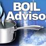 Boil advisory for City of Lakeside