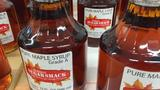 Maple syrup season underway at Scheer's Sugar Shack near Suring