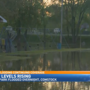 Water levels rise overnight, flood Comstock Township park along Kalamazoo River