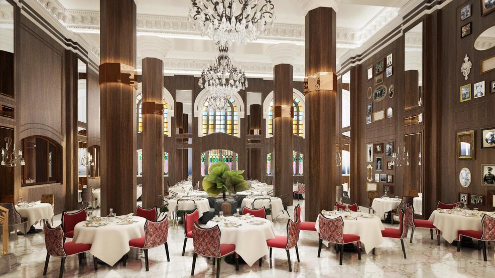 Renderings Of Hotel Paso Del Norte Unveiled